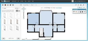 design floor plans free free floor plan software floorplanner review