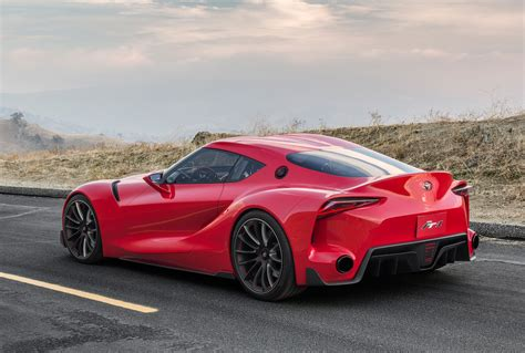 Toyota Ft 1 Concept From The Horses Supra Ft1 Forum