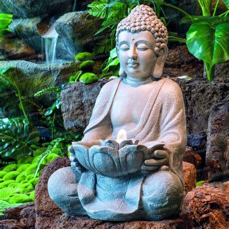 Incroyable Fontaine De Jardin Solaire #3: fontaine-jardin-buddha.jpg