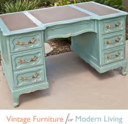 vintage french provincial shabby chic desk desks and