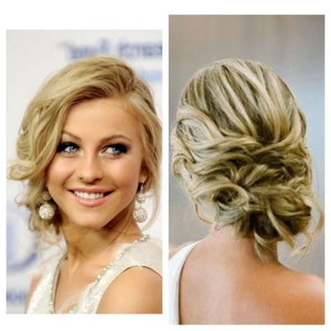 Wedding Hair Side Bun Pictures by Side Bun Hairstyles For Prom Hairstyles