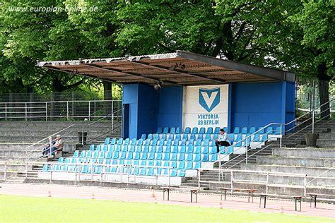 Friedrich Ebert Straße Berlin by Friedrich Ebert Stadion Stadion In Berlin Tempelhof