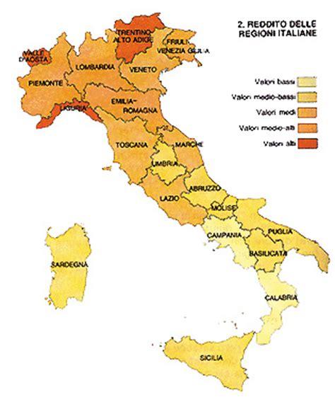 Quando Un Ente è Autonomo by Cartina Delle Regioni Italiane