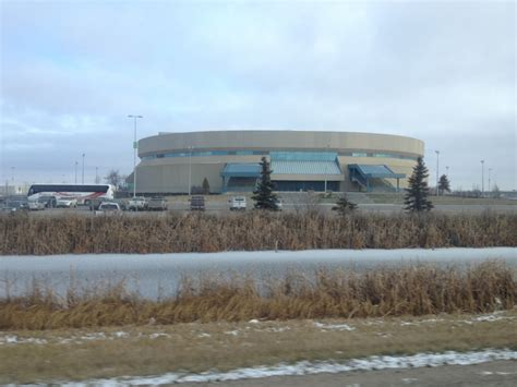 Sasktel Finder Saskatchewan Hockey Arenas Saskatoon Sasktel Center Location