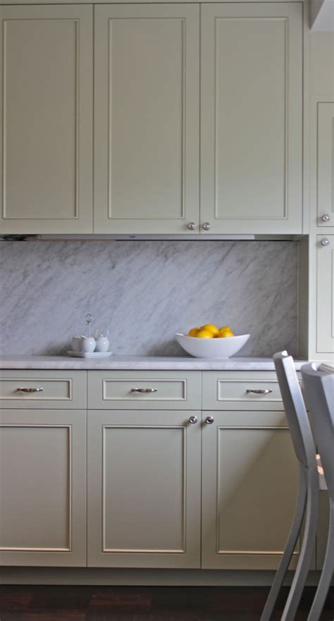 Painted Kitchen Cabinet Colors cabinets painted in quot soft fern quot from benjamin moore