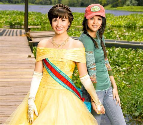 demi lovato as a kid on barney princess protection program demi lovato through the