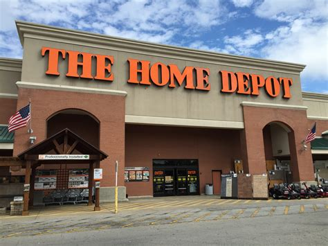 the home depot fayetteville ga company profile