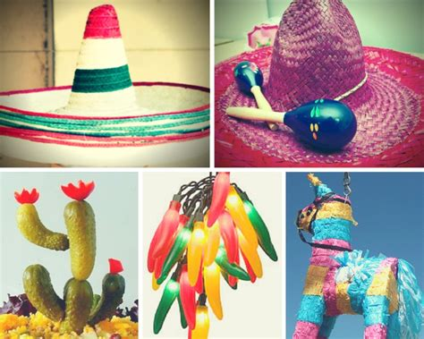 Cinco De Mayo Decorations by Cinco De Mayo Ideas For Adults Food Decor More