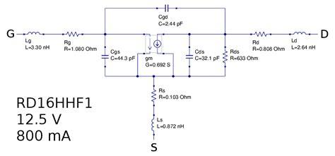 transistor rd15hvf1 datasheet rd16hhf1