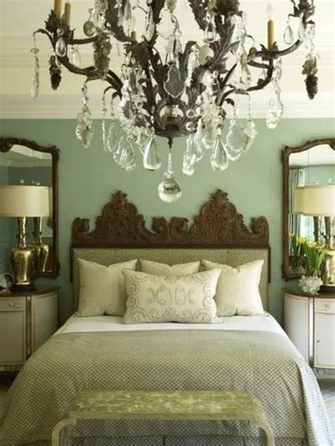 bedroom  sage green warm paint colors  crystal