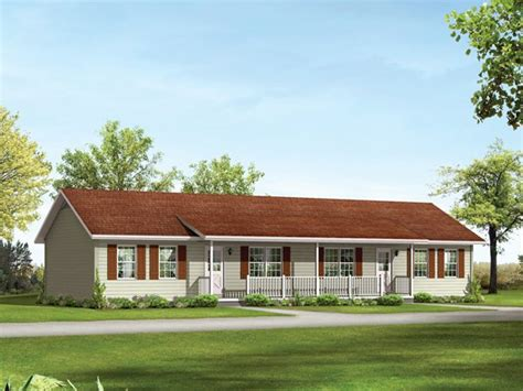ranch style house plans with front porch ranch home plans with front porches