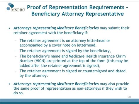 Proof Of Medicare Letter recovery process medicare