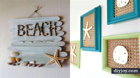 diy beach house decor ideas