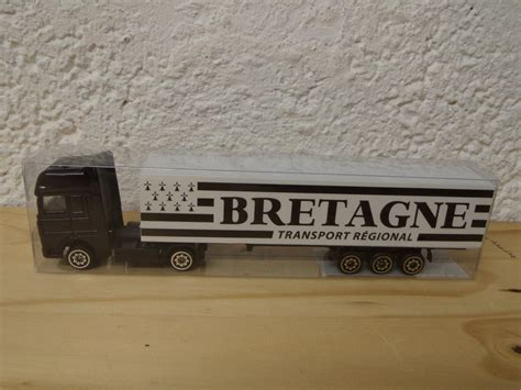 camion miniature le comptoir breton