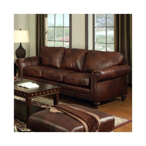 Leather Sofa Home Ideas Pinterest