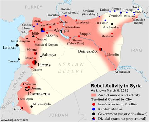 map of iran and syria civil war in syria iran and iranian strategy in syrian