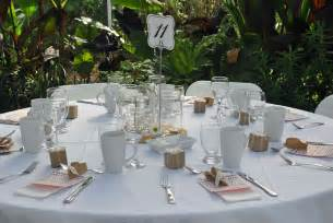 wedding table setup simply savory valley catering