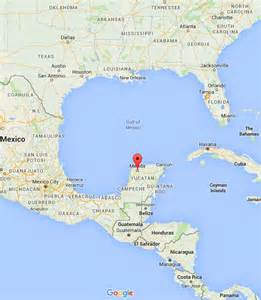 Yucatan Mexico Map by 64 Best Images About Peninsula De Yucatan On Pinterest