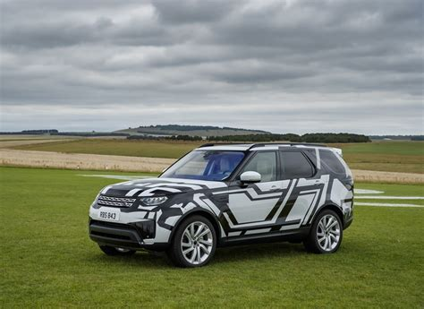 new land rover discovery 2016 land rover puts world first intelligent seat fold
