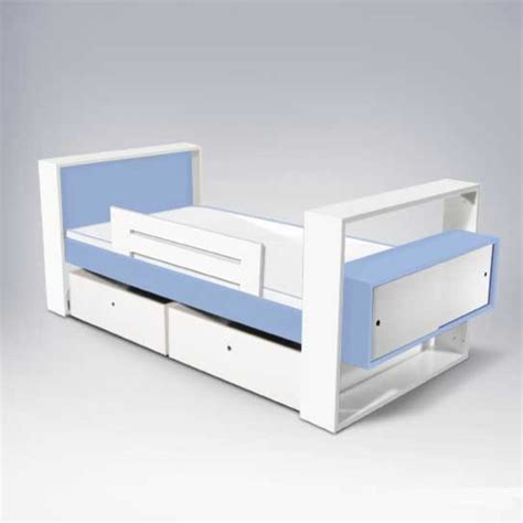 ducduc youth bed toddler rail modern beds