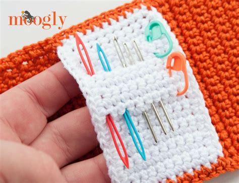 free pattern needle case nifty needle case moogly