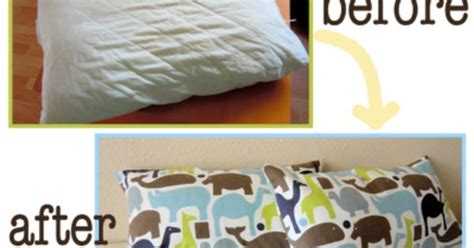 Throwing Out A Mattress by Tutorial How To Make Throw Pillows From A Bed Pillow