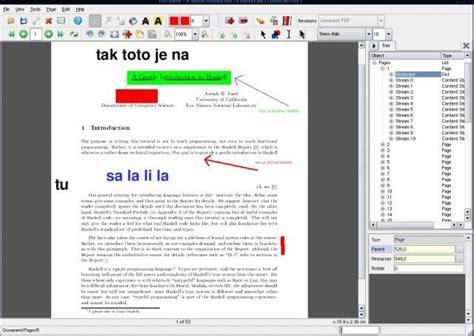 linux yum tutorial pdf aplicaciones pdfedit editar documentos pdf en linux