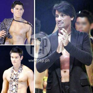 richard gomez bench bench image model richard gomez laughs off issues about