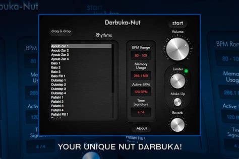 download video tutorial darbuka free plugin darbuka nut instrument vst au rtas audio4dj