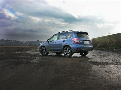 subaru forester xt 2016 2016 subaru forester xt review a wrx for a family of five