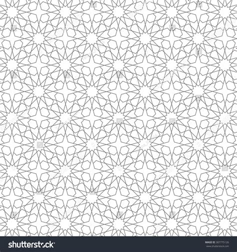 arabic islamic pattern background vector ornamental patternvector abstract backgroundarabic islamic