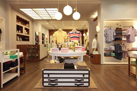 store layout design visual merchandising gant flagship store bangalore 187 retail design blog