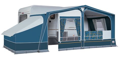 caravan with awning caravan awnings