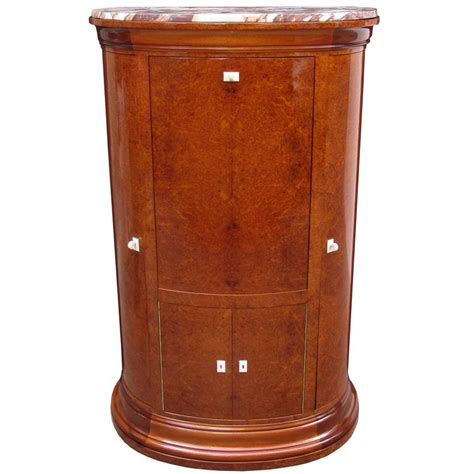 deco bar cabinet for sale at 1stdibs