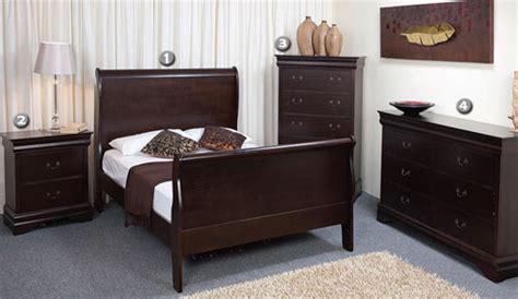 dark wood bedroom furniture katherine dark wood bedroom set