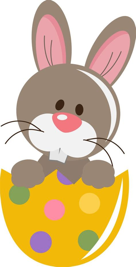 easter bunny clipart 123 best kopykake images on silhouette cameo