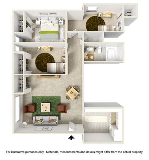 bedroom apartment details aspen grove apartments
