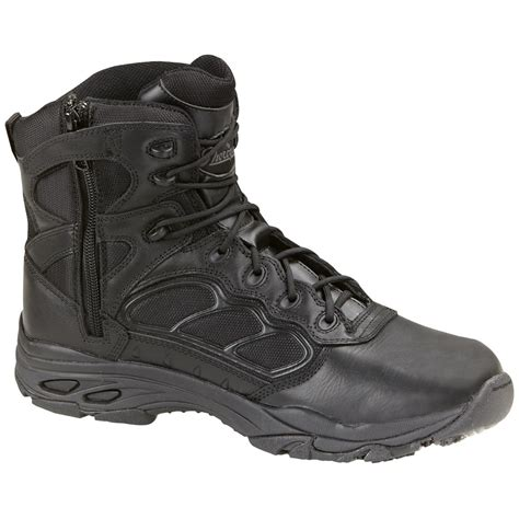 s thorogood 174 6 quot side zip tactical boots 281780