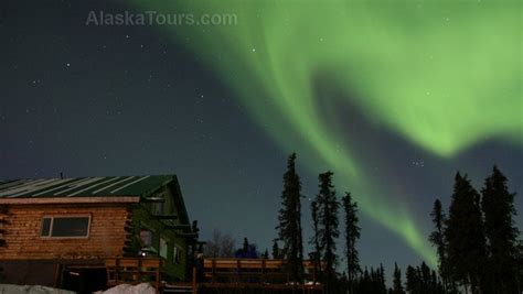 Northern Lights Vacation by Alaska Northern Lights Vacation Package Fairbanks Alaska