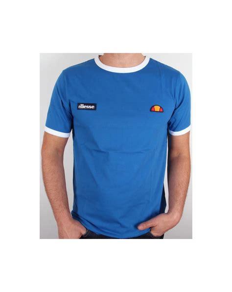 Tshirt Ellesse New One Tshirt ellesse ringer t shirt royal varetto ringer