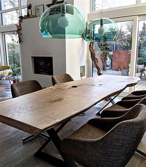 holztisch wohnzimmer die 25 besten ideen zu holztisch auf esstisch