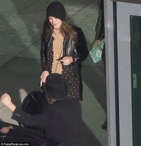 Keira Is Sue Happy by Keira Knightley Looks Happy To Be Back To Normality With