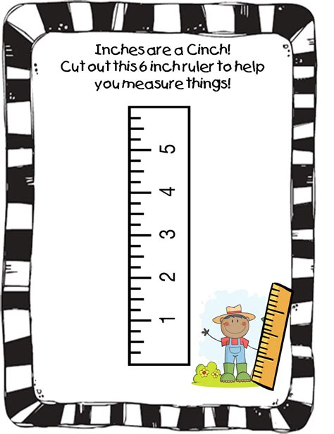 printable rulers for students free coloring pages of ruler actual size