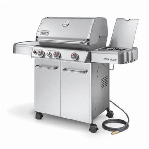 weber genesis s 330 3 burner gas grill in