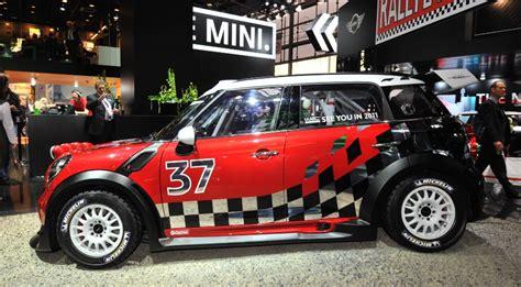 Mini Home Plans wrc ready mini countryman debuts in paris car and driver
