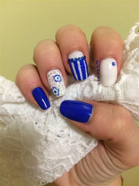 nail fiori nail righe e fiori ilaria vi parla di unghie make