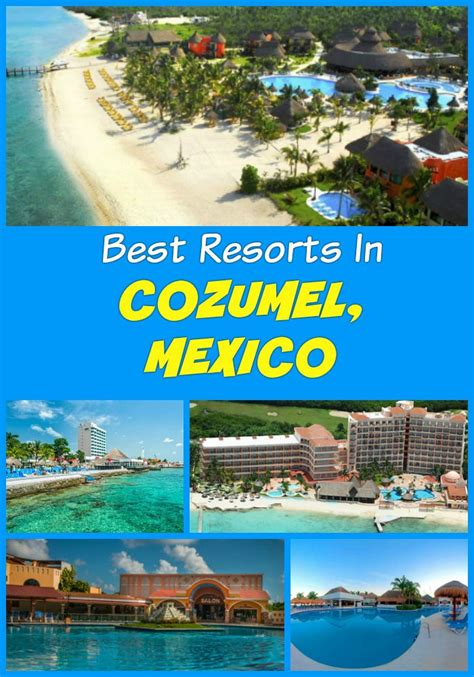 best all inclusive resorts top ten all inclusive cozumel resorts cozumel beach