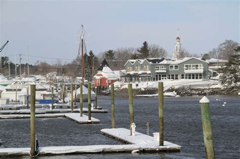 Cabins In Kennebunkport Maine by Kennebunkport Maine Kennebunk Winter Photos And