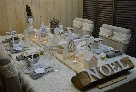 Decorations Table De Noel by Pour Votre Decoration De Table De Noel Www Mode And