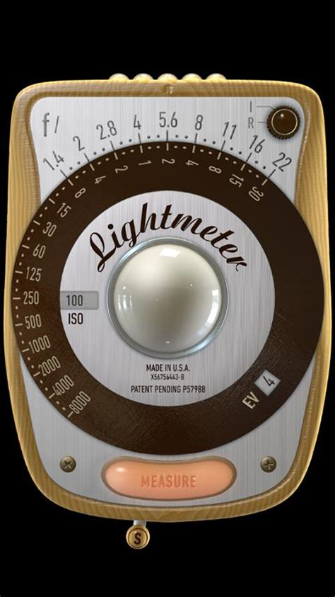 LightMeter Free Android Apps on Google Play